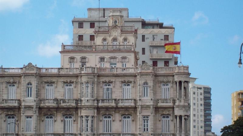 consulado español de La Habana, #consuladoespHabana