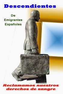 Memoria de emigración española América Latina