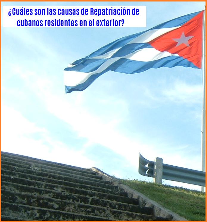 #RepatriaciónCubanos