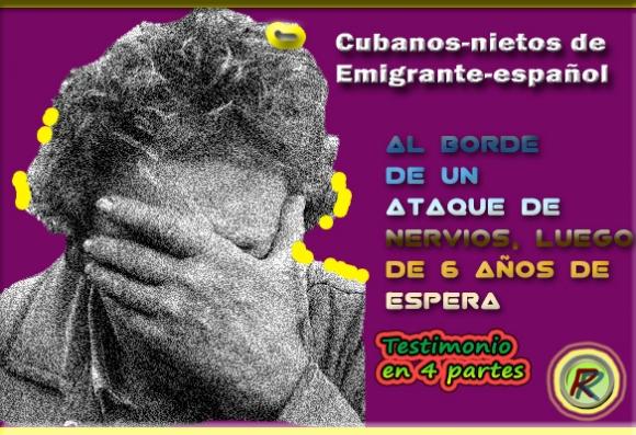 Testimonios Nacionalidad ley nietos: CASO DE ÉXITO, Final