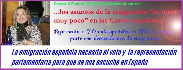 Derechos de los descendientes de la Emigración española