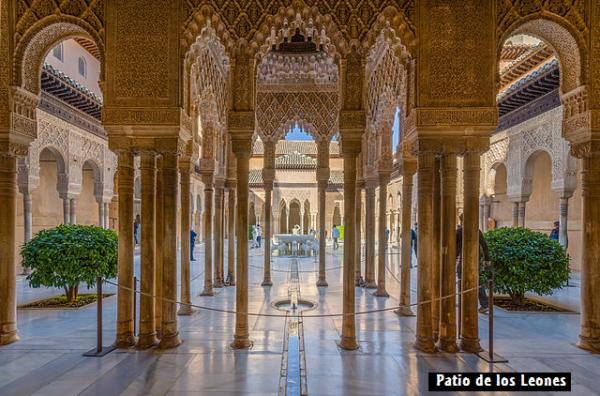 conociendo Hispania, Las 11 maravillas de España
