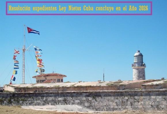 CE Habana: los expedientes nacionalidad Ley Nietos concluirán en 2026