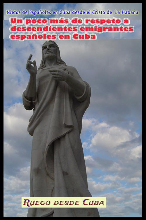 nacionalidad española en Cuba
