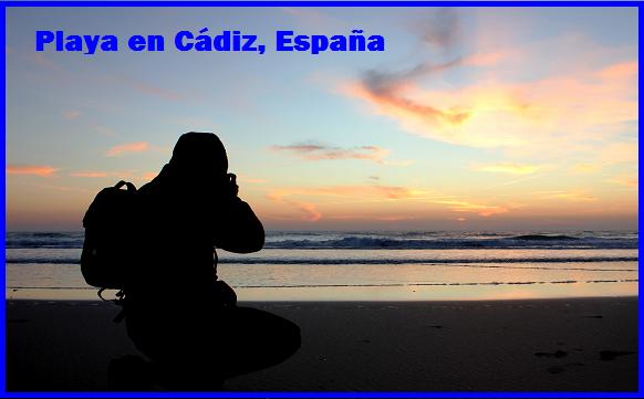 qué oferta españa, playa de Cádiz